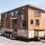 Rustic Tiny by California Tiny House