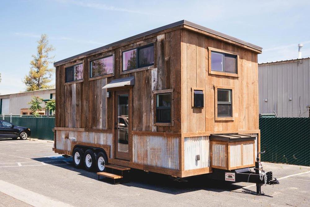 Rustic Tiny by California Tiny House