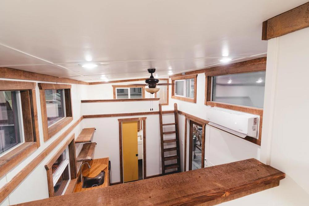 Two Bedroom Lofts - Rustic Tiny by California Tiny House