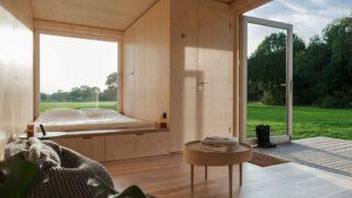 Slow Cabins in Belgium