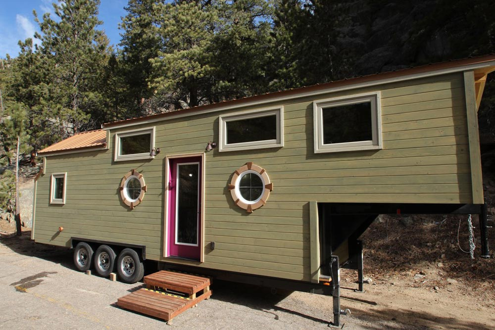 SimBLISSity Tiny Homes