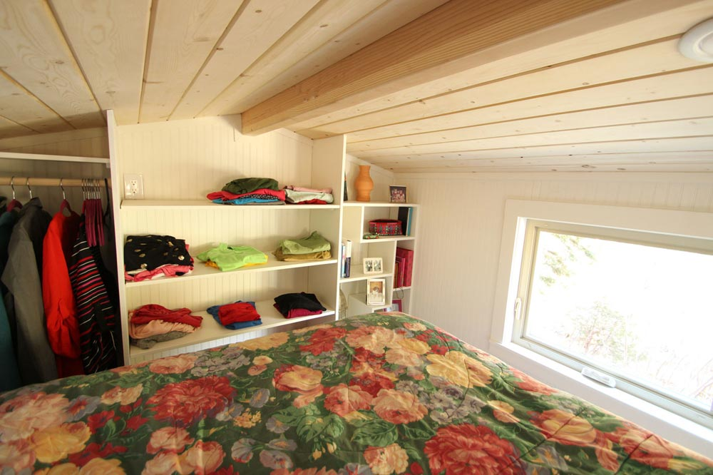 Bedroom Storage - Valhalla by SimBLISSity Tiny Homes