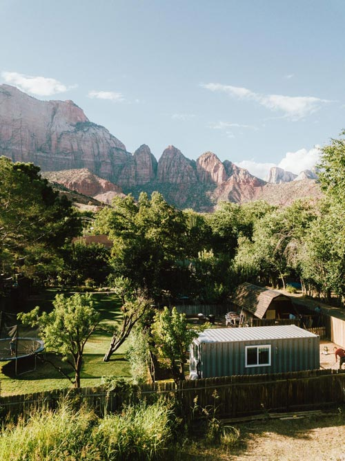 Shipping Container Home - Zion by Alternative Living Spaces