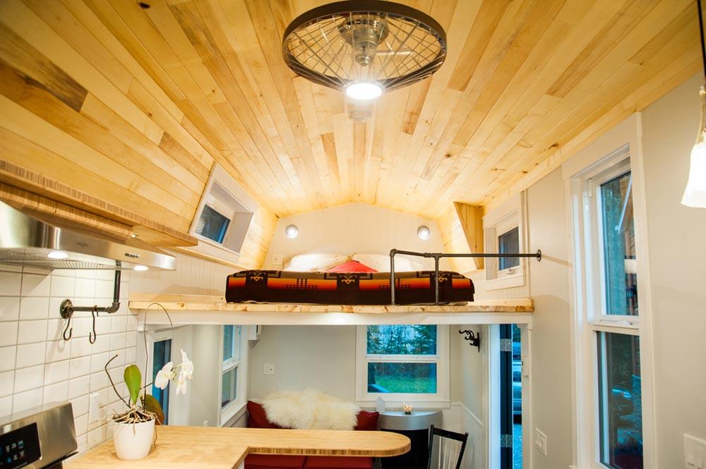 Aspen Ceiling - Aspen by Borealis Tiny Homes