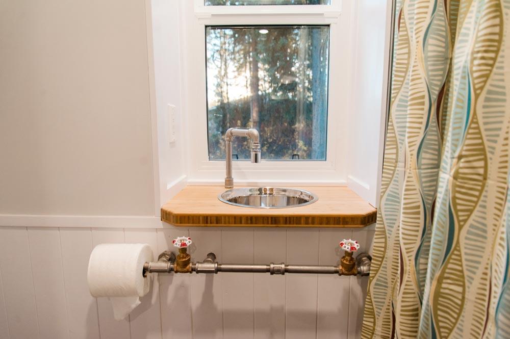 Bathroom Sink - Aspen by Borealis Tiny Homes