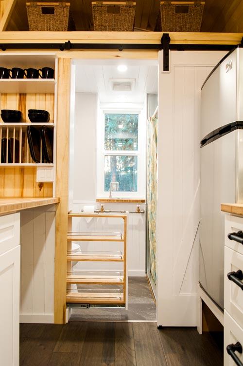Spice Rack - Aspen by Borealis Tiny Homes
