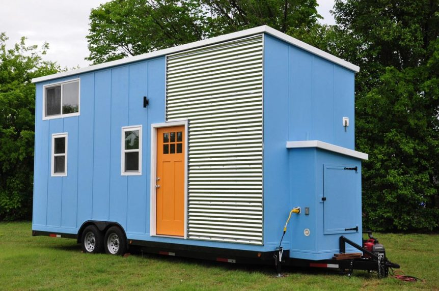 Baby Blue by Indigo River Tiny Homes