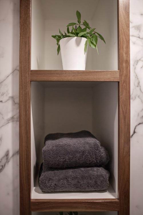 Bathroom Shelves - Breezeway by Tiny Heirloom