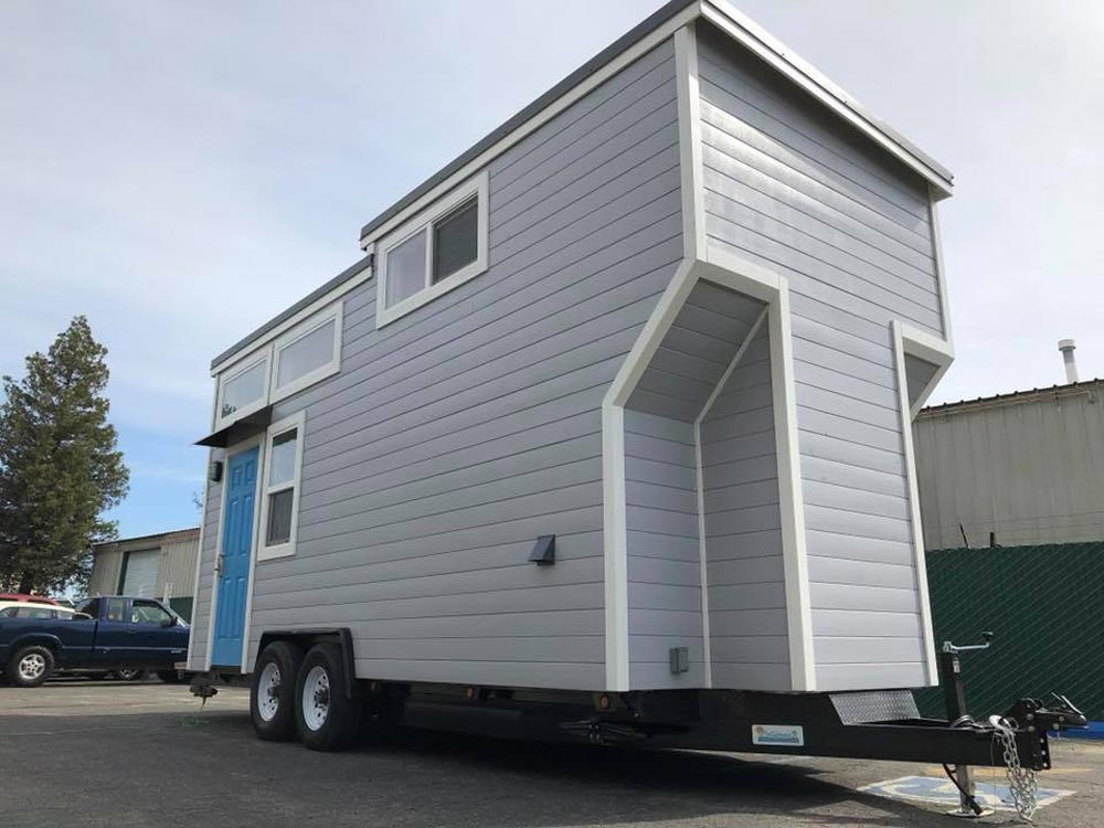 20' Tiny Home - Cape Cod Cottage by California Tiny House