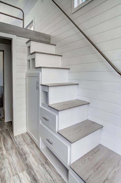 Storage Staircase - Fox by Modern Tiny Living