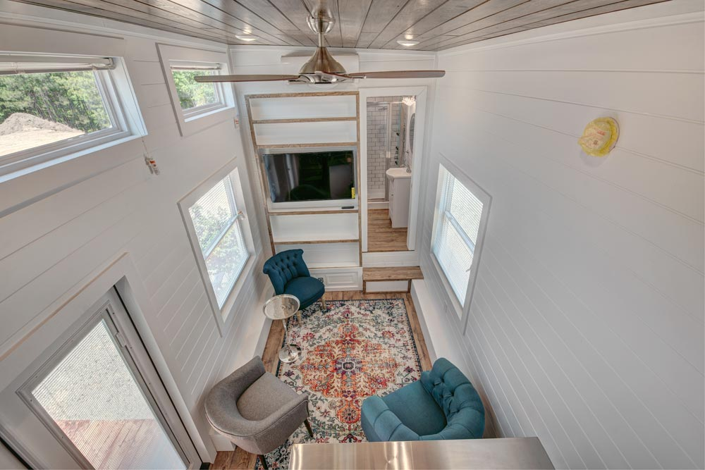 Living Room - Journey by Alabama Tiny Homes