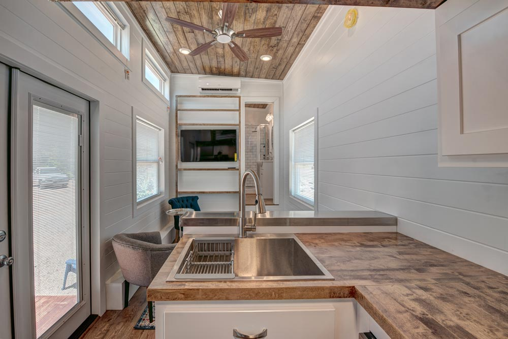 Kitchen Sink - Journey by Alabama Tiny Homes
