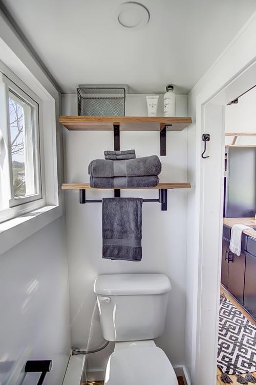 Bathroom - Espresso by Modern Tiny Living