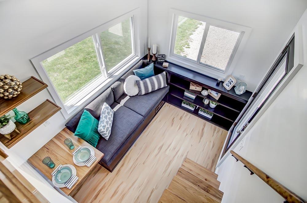 Living Room - Espresso by Modern Tiny Living