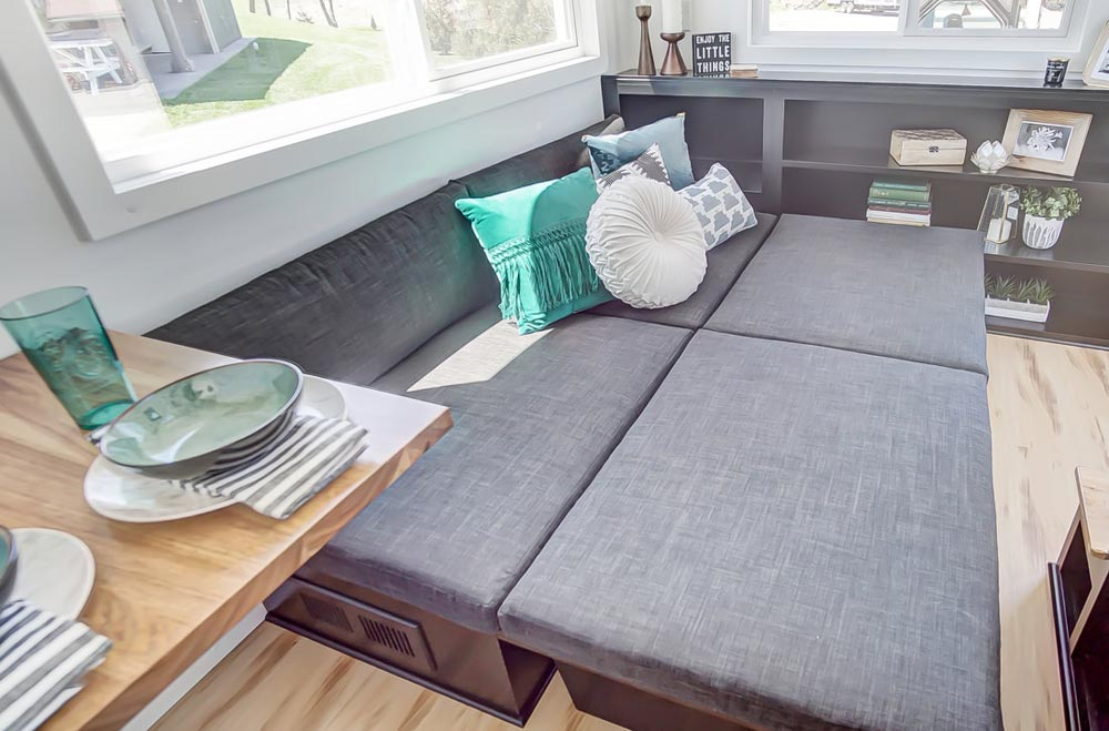 Pull-Out Couch - Espresso by Modern Tiny Living