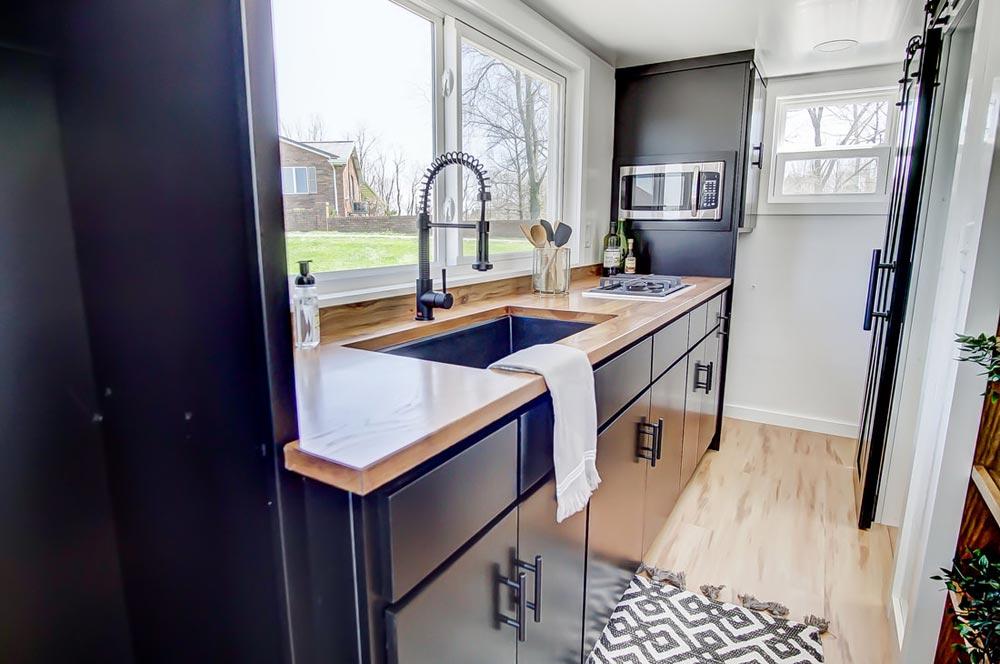 Black Granite Sink - Espresso by Modern Tiny Living