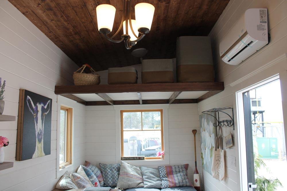 Storage Loft - Monarch by Canadian Tiny Homes