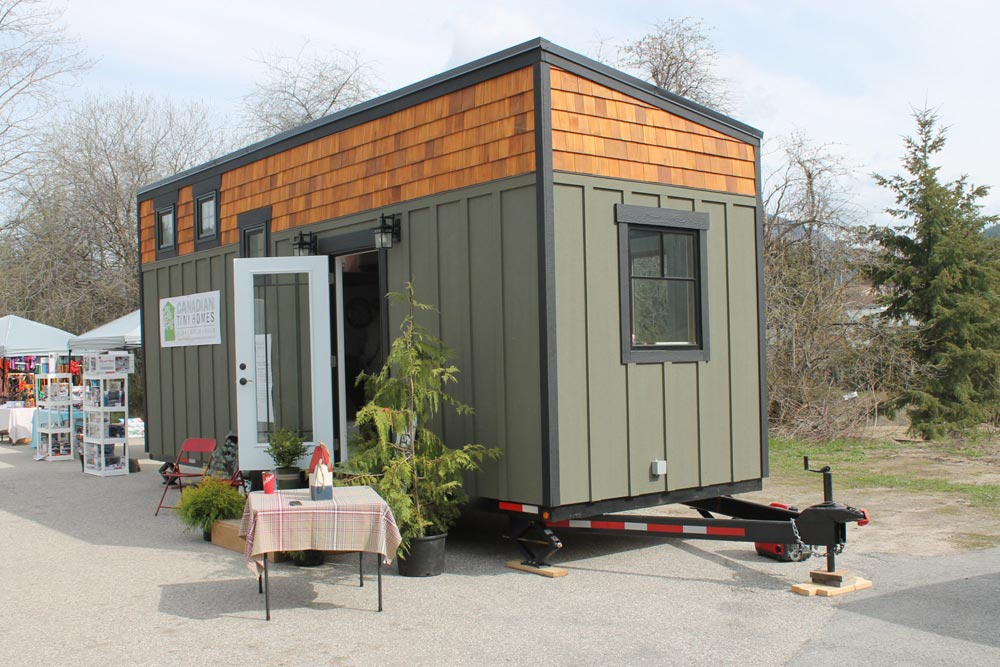 26-Foot Tiny Home - Monarch by Canadian Tiny Homes