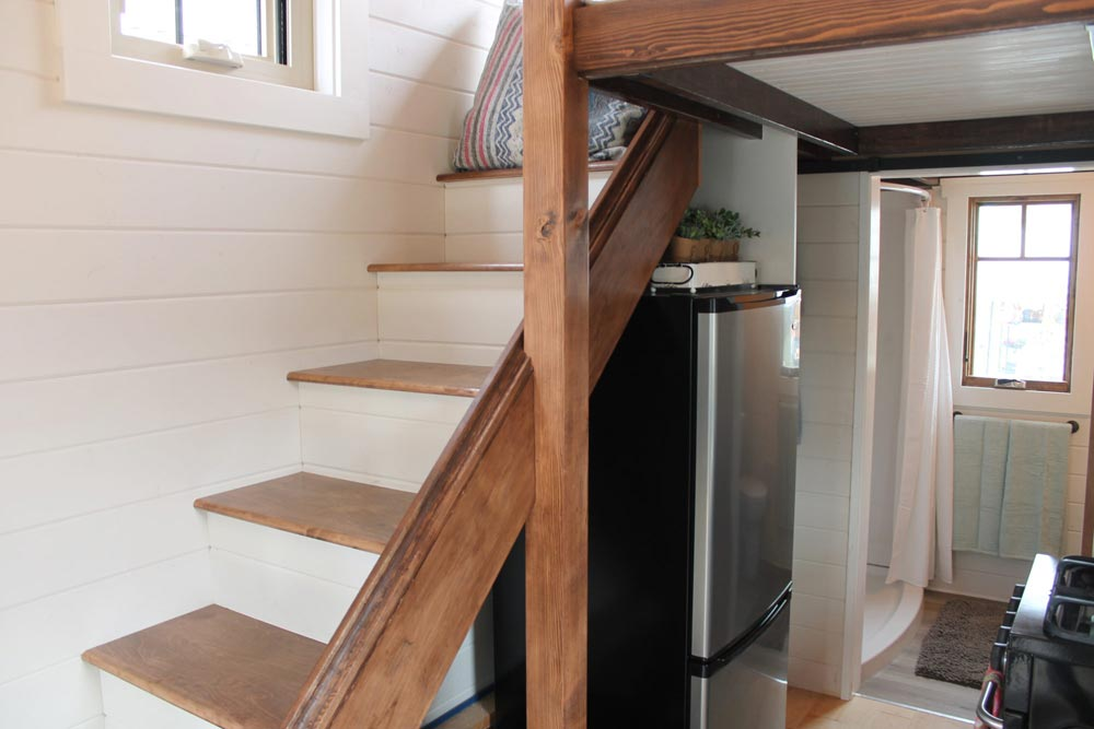 Stairs - Monarch by Canadian Tiny Homes