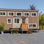 Roomy Retreat 24′ by Sierra Tiny Houses