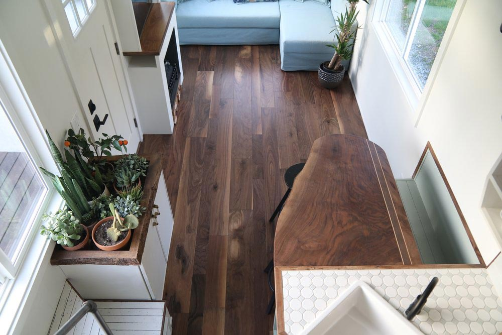 Walnut Floors - Royal Pioneer by Handcrafted Movement