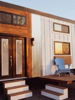 Modern Take Four by Liberation Tiny Homes