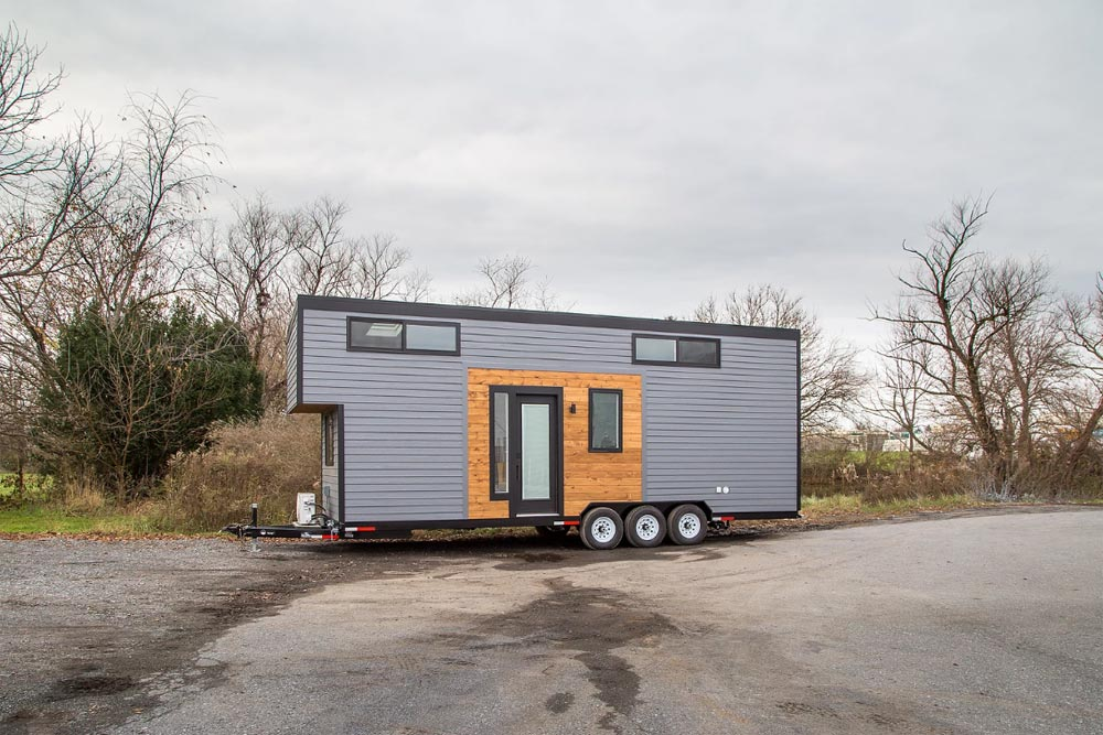 Modern Take Three by Liberation Tiny Homes