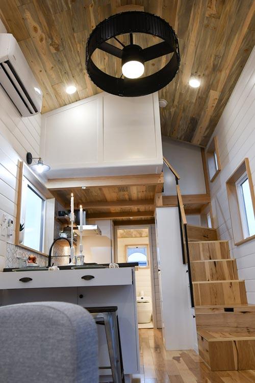 Lighting - Urban Kootenay 28' w/ XL Dormer by TruForm Tiny