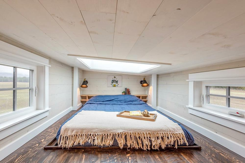 Master Bedroom - West Coast by Summit Tiny Homes