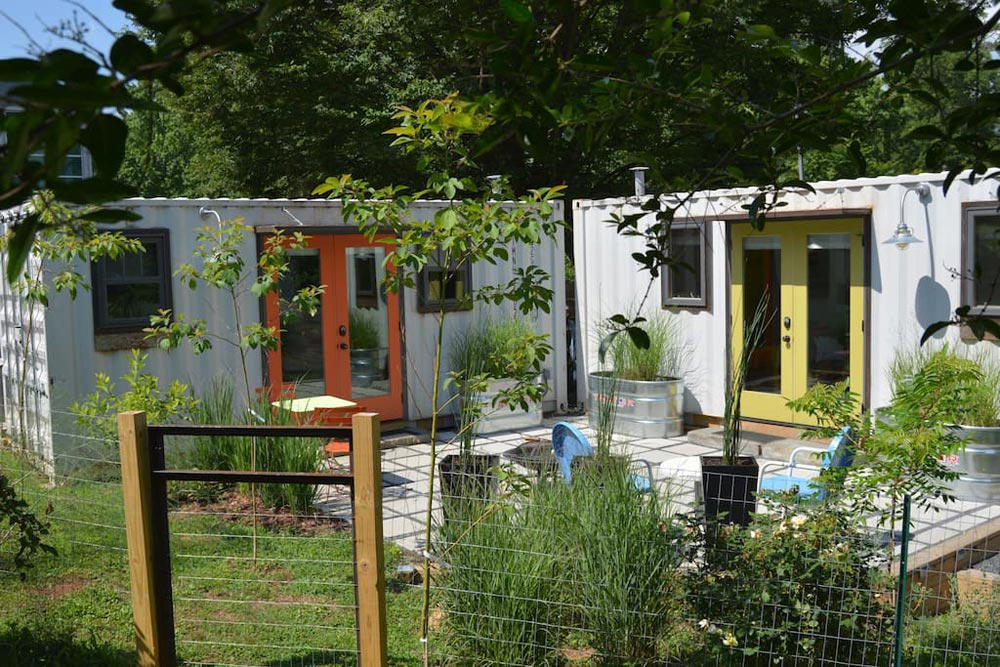Urban Oasis - ATL Eco Container Unit One