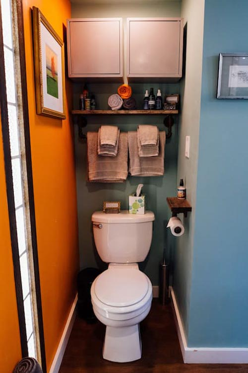 Bathroom - ATL Eco Container Unit One