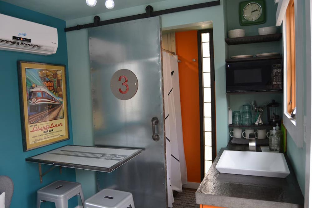 Kitchenette - ATL Eco Container Unit One