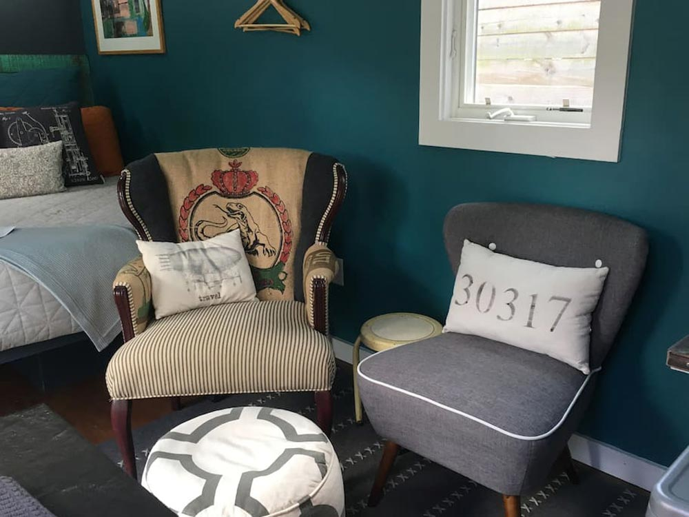 Custom Chairs - ATL Eco Container Unit One