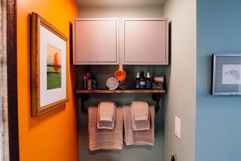 Bathroom Supplies - ATL Eco Container Unit One