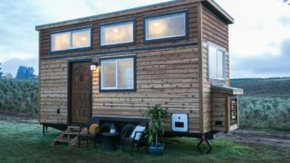 Archway Tiny Home by Tiny Heirloom
