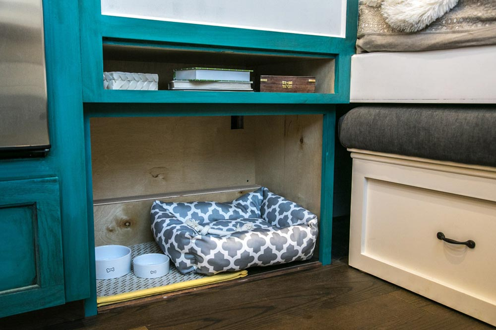 Puppy Apartment - Archway Tiny Home by Tiny Heirloom