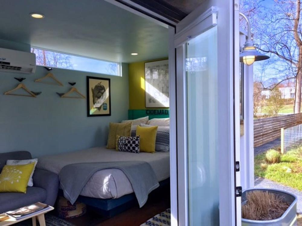 Entryway - ATL Eco Container Unit Two