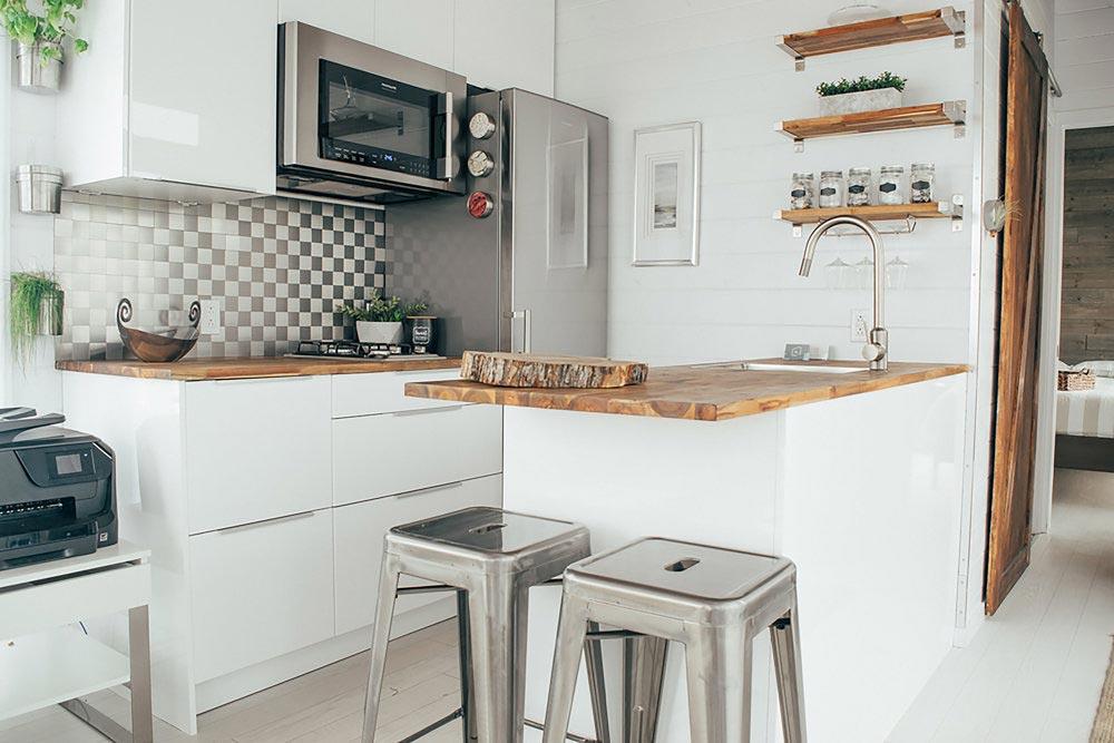 Kitchen - Billy by Ilo Mini-Maison