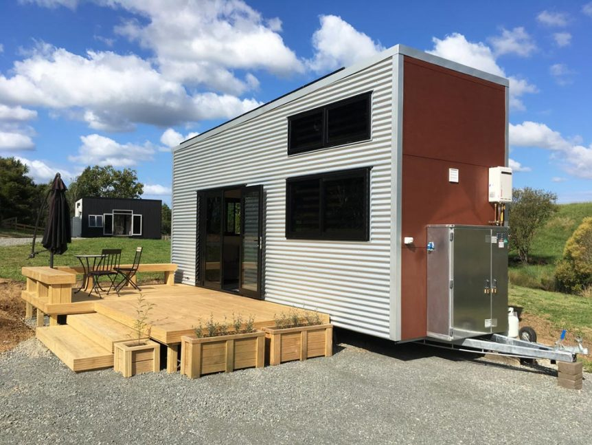 Boomer Tiny House by Build Tiny
