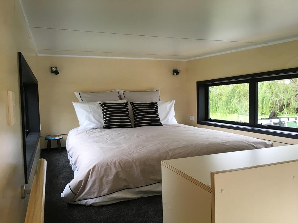 Bedroom Loft - Boomer Tiny House by Build Tiny
