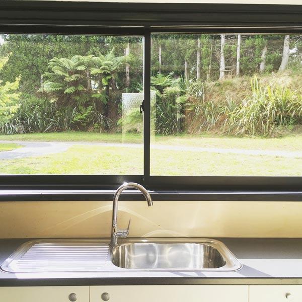 Kitchen Sink - Boomer Tiny House by Build Tiny