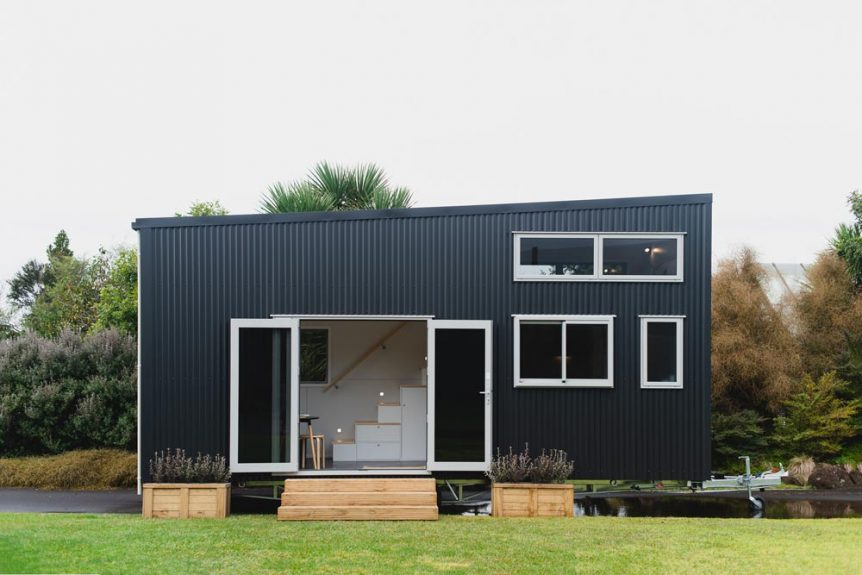 Buster Tiny House by Build Tiny