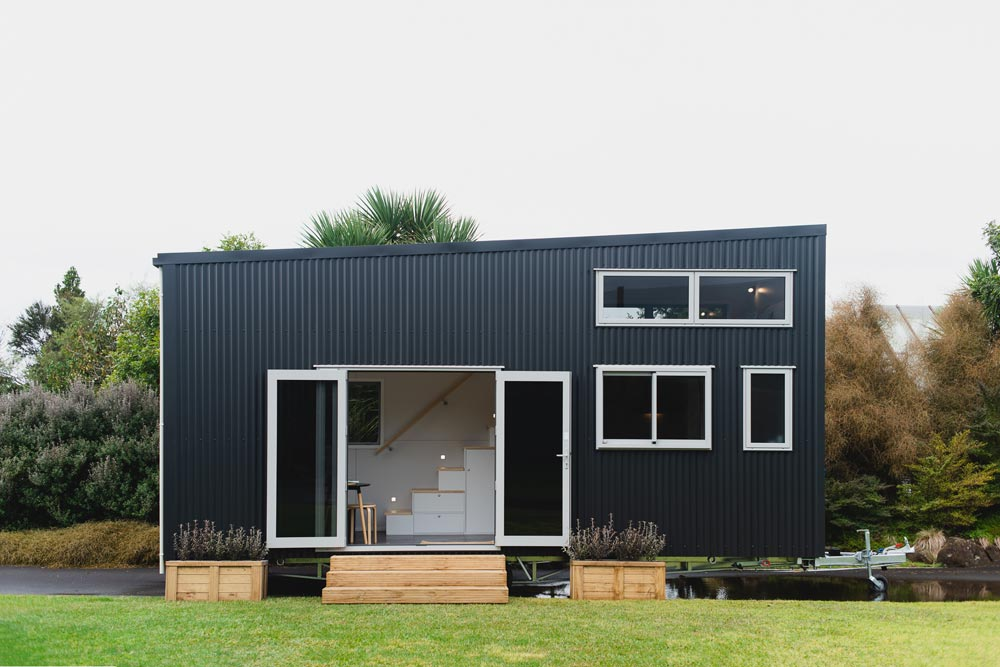 Buster Tiny House by Build Tiny