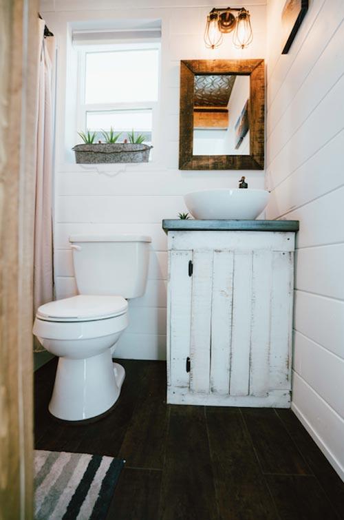 Vanity & Vessel Sink - City by Alternative Living Spaces