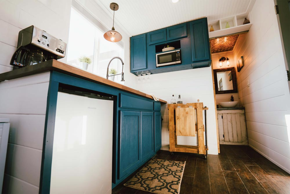 Under Counter Refrigerator - City by Alternative Living Spaces