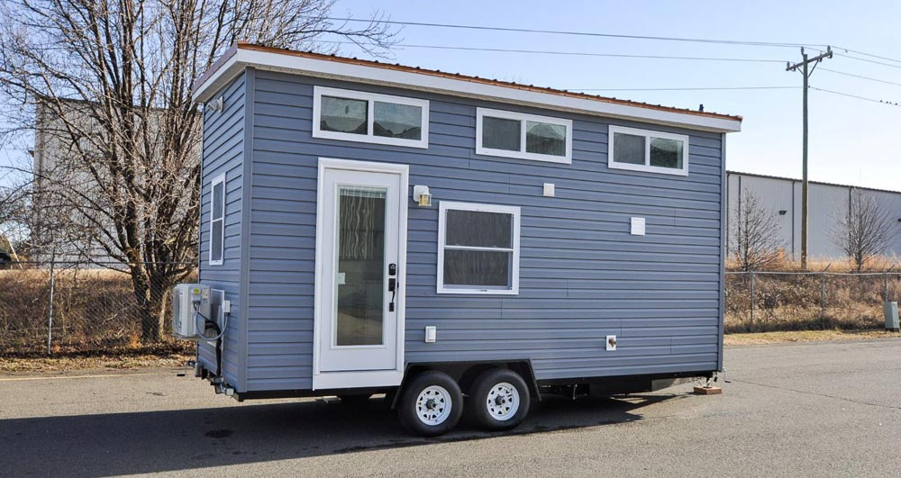 20-Foot Tiny Home - Edsel by Tiny House Building Company