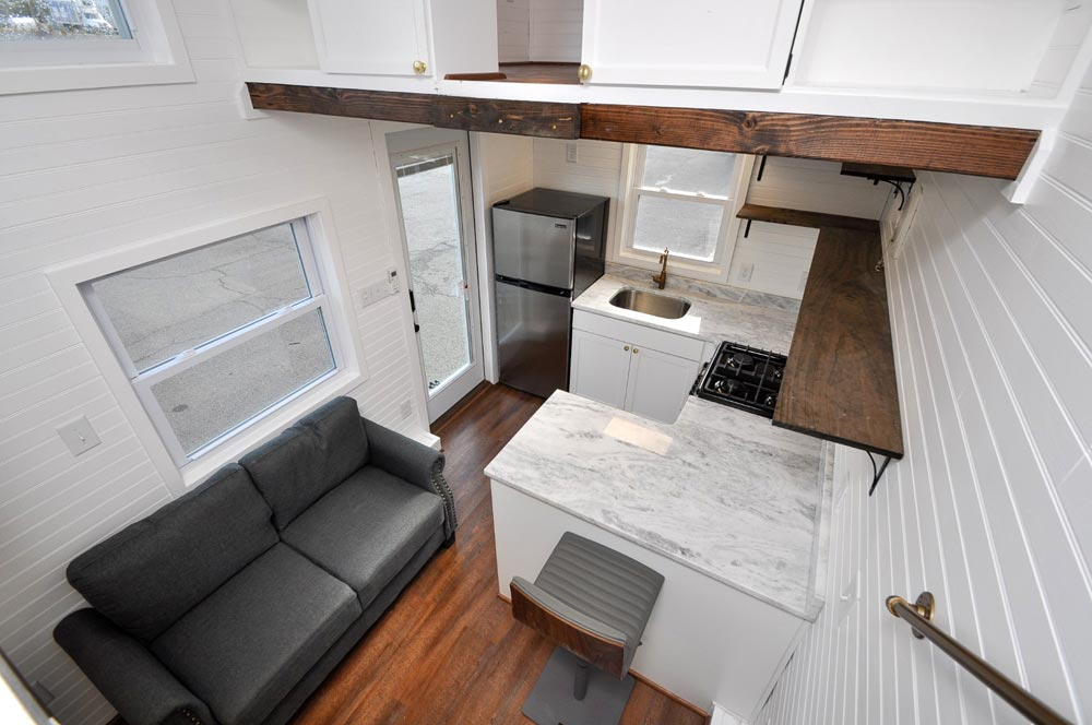 Large Kitchen - Edsel by Tiny House Building Company