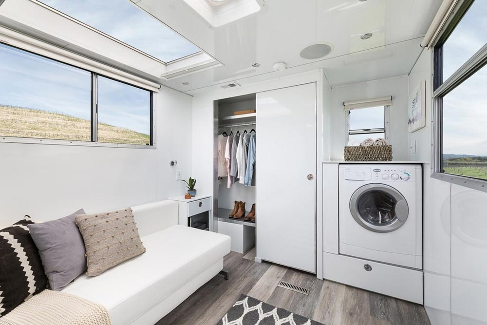 Washer/Dryer Combo - Living Vehicle