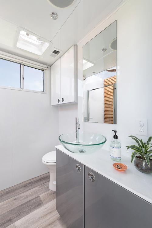 Bathroom - Living Vehicle