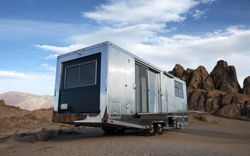 All Aluminum Siding - Living Vehicle